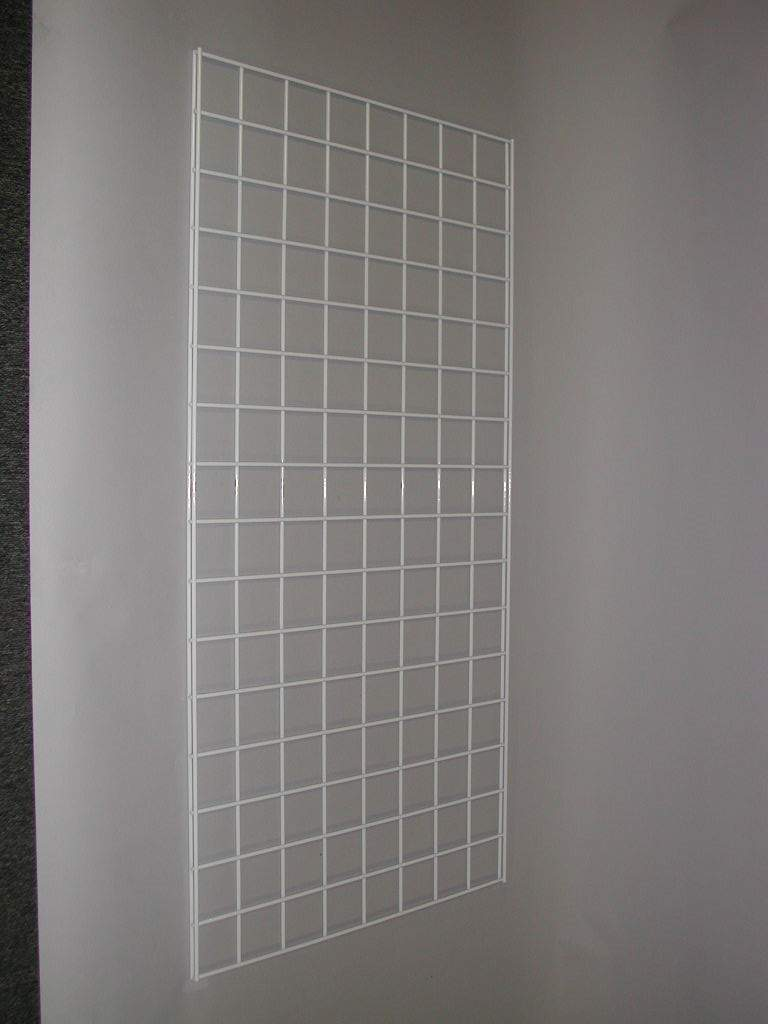grid wall panel white 708